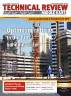 Technical Review Middle East Special Construction 2014
