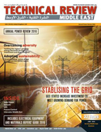 Technical Review Middle East Power 2016