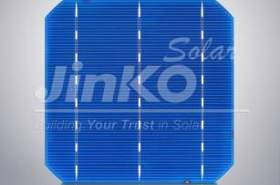 JinkoSolar record holder for P-type monocrystalline cell efficiency