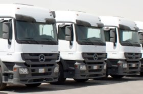 Mercedes-Benz to supply 540 trucks to Saudi customer, Al Khaldi Transport group