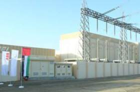 ABB delivers substation to enable power flow from solar park in Dubai
