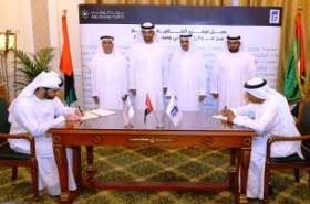 Concession agreement to develop, manage and operate Fujairah Port
