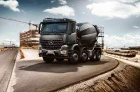 Mercedes-Benz launches the all-new Actros and Arocs for Middle East and Africa