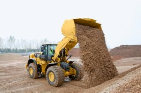 Caterpillar launch new 980L medium wheel loader for the Middle East and beyond