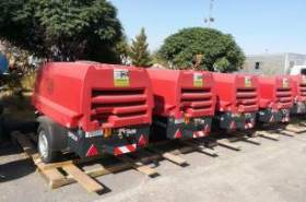 Chicago Pneumatic lands first order for Red Rock compressors in Jordan