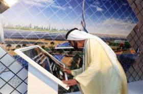 Dubai Ruler announces US$3.87bn contract for world's largest CSP plant