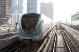 Tunnel drilling for the Dubai Metro extension 50 per cent complete