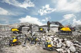 Volvo to push boundaries at CONEXPO/CON-AGG 2017