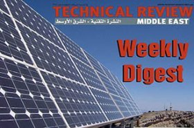 Technical Review Middle East weekly digest - 13th August - 17th August