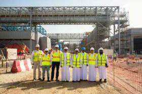 DEWA completes 70 per cent of M-Station expansion