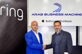 Ring and Arab Business Machine sign new security partnership for MENA market