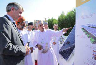 PDO's headquarters in Muscat to be fully solar-powered