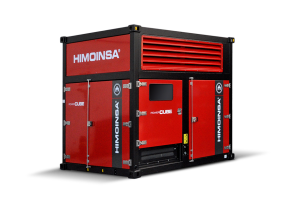 New HIMOINSA Power Cubes gensets with FPT engines