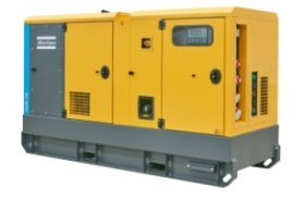 New QAS 5 mobile diesel gensets from Atlas Copco