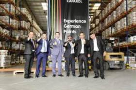 Caparol Paints signs deals in Iraq