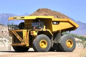 Caterpillar launches two new ultra-class trucks for mining