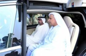 Dubai adds 50 driverless Tesla to its taxi fleet