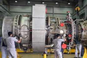 TS&S completes full turbine overhaul project for Siemens in Abu Dhabi