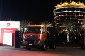 UD Trucks unveils new Quester for MEENA to accelerate smart logistics growth