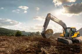 Volvo EC140D, available for EMEA, boosts profitability on-site