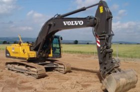 Volvo CE sales increase 30 per cent in first quarter