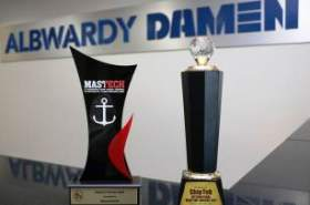 Albwardy Damen wins two shipyard awards in the UAE