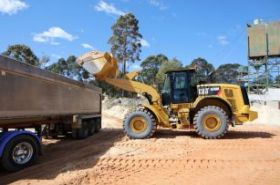 Cat updates M Series wheel loaders