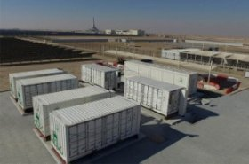 DEWA tests energy storage system at Dubai's solar park
