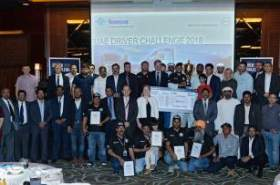 FAMCO wins Volvo Trucks' UAE Driver Challenge, committed to safer practices