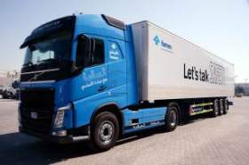 FAMCO launches 'safer' Volvo Trucks in UAE