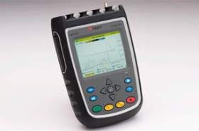 Megger's three-phase power quality analyser is intuitive and efficient