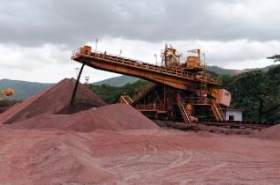 Iron ore exports to Middle East from Brazil surge