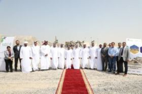 Tadweer opens new waste recycling facility in Abu Dhabi town