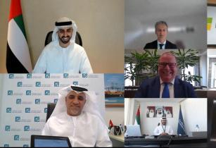 AbuDhabi Terminals ADT MOU signature