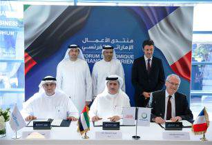 DEWA signs MoU with Masdar and EDF for Dubai renewable energy projects