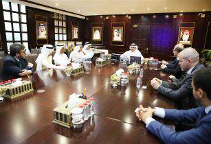 DEWA CEO reviews Phase III of Mohammed bin Rashid Al Maktoum Solar Park