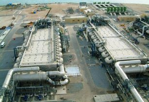 Desalination project  ro plant