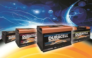 Duracell Automotive Starter Batteries 1