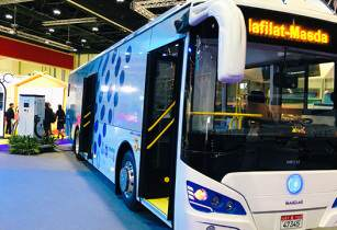 Masdar rolls out first all-electric bus service in Middle East