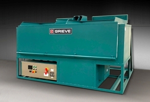 Grieve launches 500°F top-loading, electrical oven