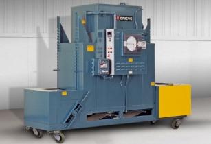 Grieve introduces 500�F electric belt conveyor oven