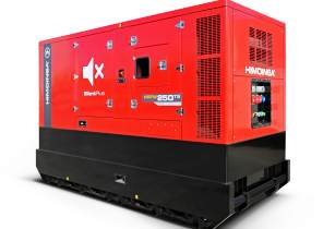 HIMOINSA sets eyes on leading the genset sector