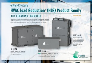 enVerid Systems introduces new HVAC load reduction product