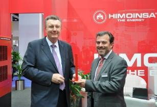 Himonisa and FAMCO MEE 2014 award