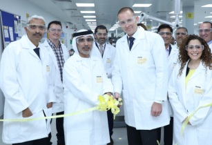 Intertek Lab Complex Opening