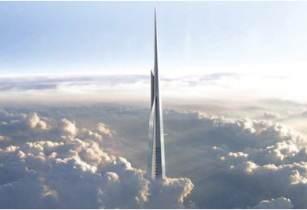 Kone begins elevator installations at Jeddah's Kingdom Tower