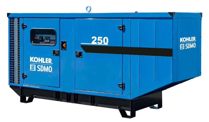 Kohler launches durable M139 steel generator canopy
