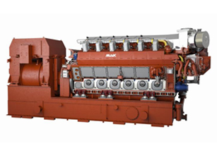 MaK Efficient Engine 1