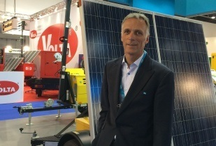 Michael Sagermann, Regional Business Line Manager for Atlas Copco's Portable Energy Division in the MENA region. (Image source: Atlas Copco)