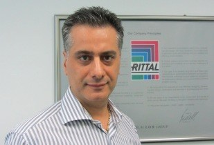 Joseph Najjar, Managing Director of Rittal Middle East FZE. (Image source: Rittal Middle East FZE)